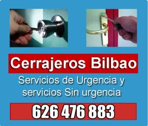 CerrajerosUrgenciaBilbao